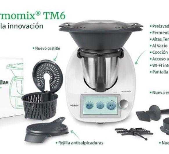 Thermomix® me cambió la vida. Quieres que también cambie la tuya?