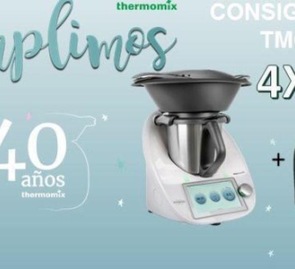 Ahora mas fácil que nunca, tu Thermomix® GRATIS!!! SOLO HASTA EL 18 DE NOVIEMBRE