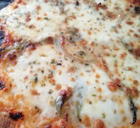 UNA MASA DE PIZZA MAS CRUJIENTE