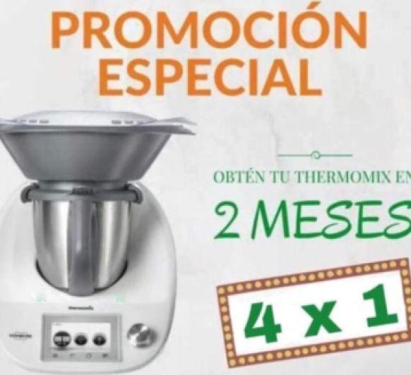 Thermomix® PROMOCIÓN ESPECIAL