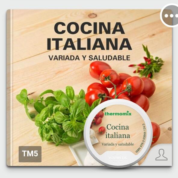 Sabores de Italia ... y de postre Panna Cotta