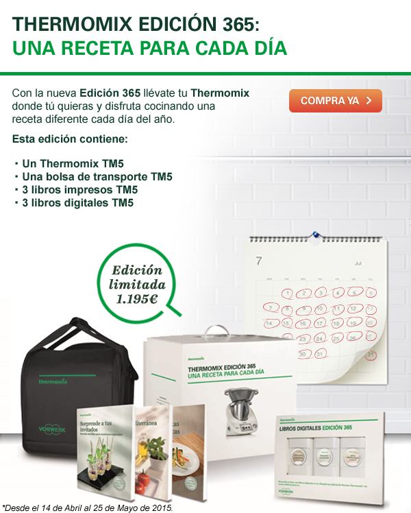 Thermomix® lanza una Promoción Brillante