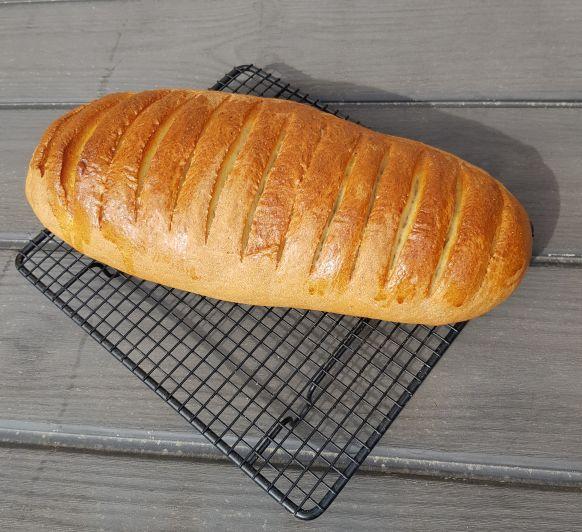 Pan de leche para torrijas