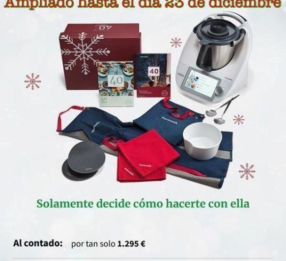 Ya has pedido estas Navidades tu nuevo Tm6? El regalo más deseado!