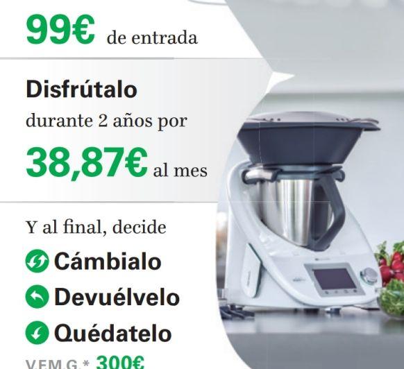 LA MEJOR FORMA DE DISFRUTAR Thermomix® ........OPCIÓN +