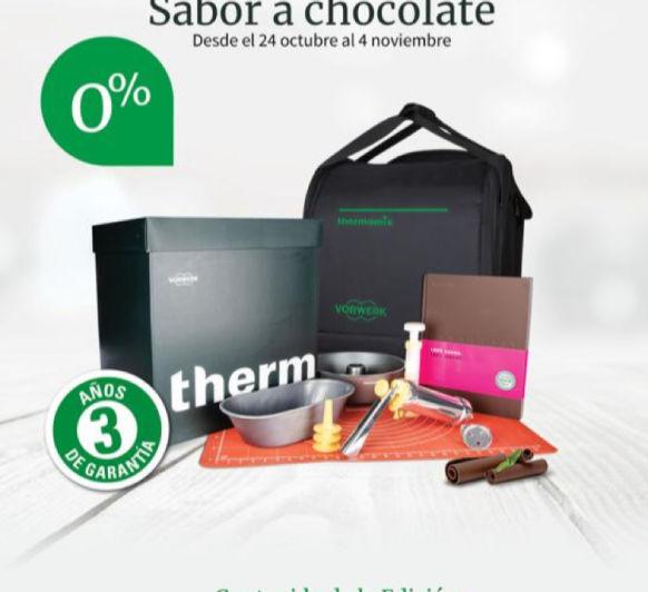 NUEVA EDICIÓN CHOCOLATE 0% INTERESES