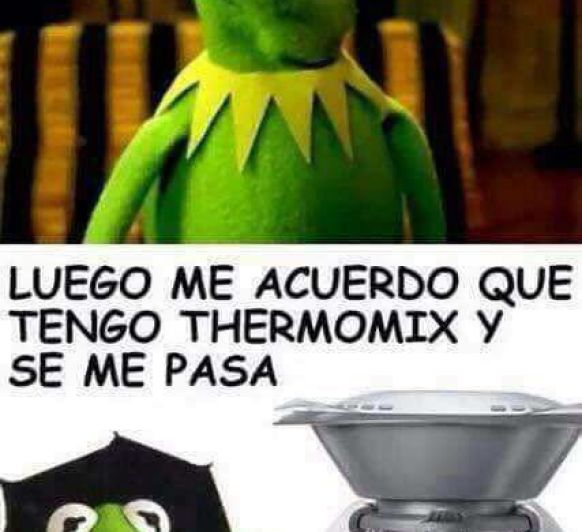 Thermomix® DÍGAME?!?