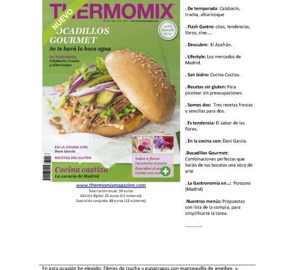 TRUCHA, NUTRITIVA Y BAJA EN CALORÍAS...... ALBARICOQUE DE CARNE JUGOSA Y DULCE....