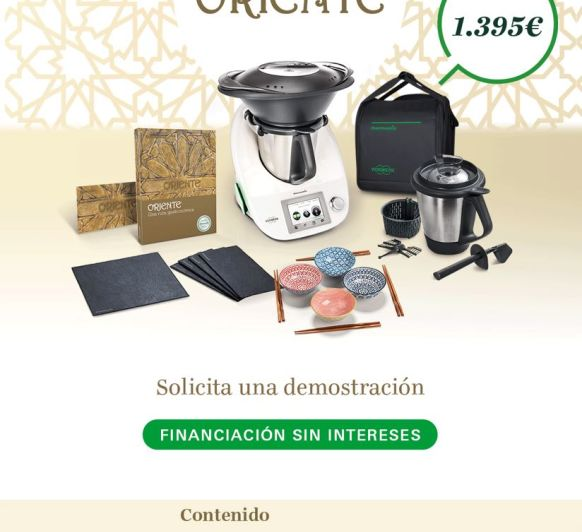 FINANCIA TU Thermomix® AL 0%
