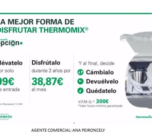 OPCIÓN +: LA MEJOR FORMA DE DISFRUTAR DE Thermomix®