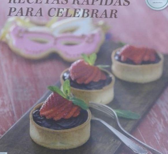 Revista nº124 (Febrero) - ''Recetas rápidas para celebrar''