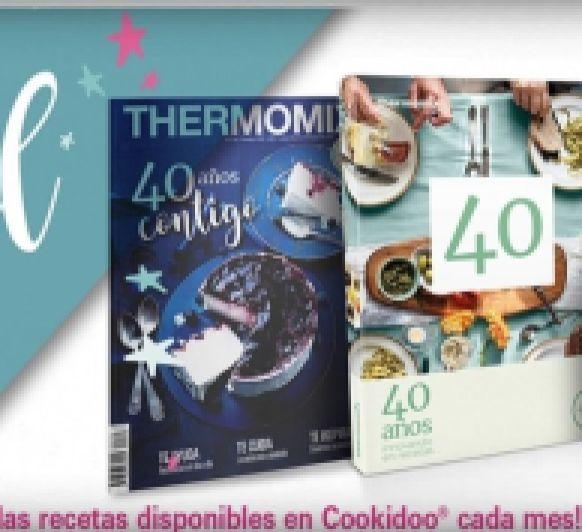 TODO UN MUNDO DE RECETAS Thermomix®