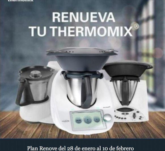 Plan renove de Thermomix® .