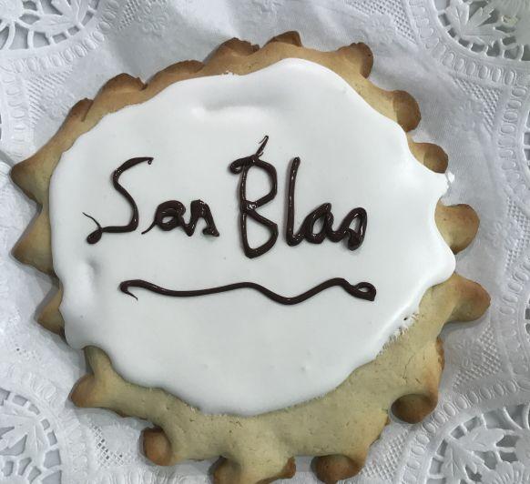TALLER TORTAS DE SAN BLAS