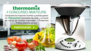 II Concurso Amateurs Thermomix®