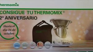 Alargamos la Edición Segundo Aniversario Thermomix®