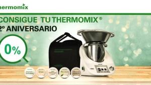 2º ANIVERSARIO Thermomix®
