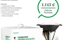 Thermomix® Edición Especial Chocolate